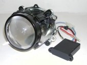 BI-HALOGEN HEADLAMP